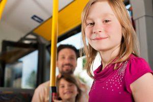 Перевозка детей в ночное время микроавтобусом